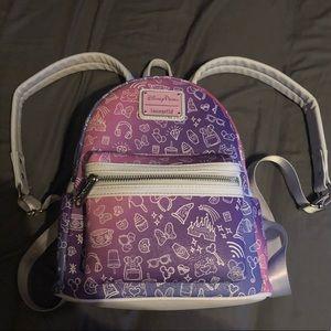 Mini backpack loungefly